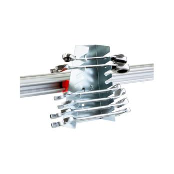 CLIP-O-FLEX® Halter Wrenchflex Halterung für bis zu 8 Schraubschlüssel | 1967700073