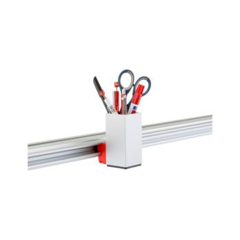 CLIP-O-FLEX® Halter Cableflex 100 Halterung aus 50 mm Vierkantrohr | 1967700078