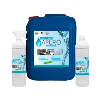Flächendesinfektion APURO Professional A10³ DES   1 Liter, Artikelnummer: 5993539181