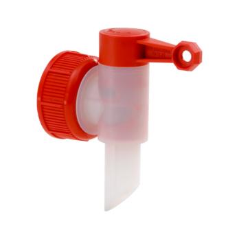 Ausgusshahn für Kunststoffkanister Für 5 Liter Kunststoffkanister, Artikelnummer: 08913075