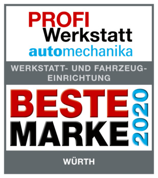 Bester Werkstatt- und Fahrzeugeinrichter 2020