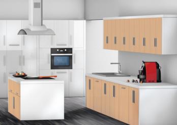 Küche konfiguriert