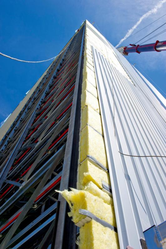 Fassadenbestigung - Diese Fehler sollten Sie vermeiden!