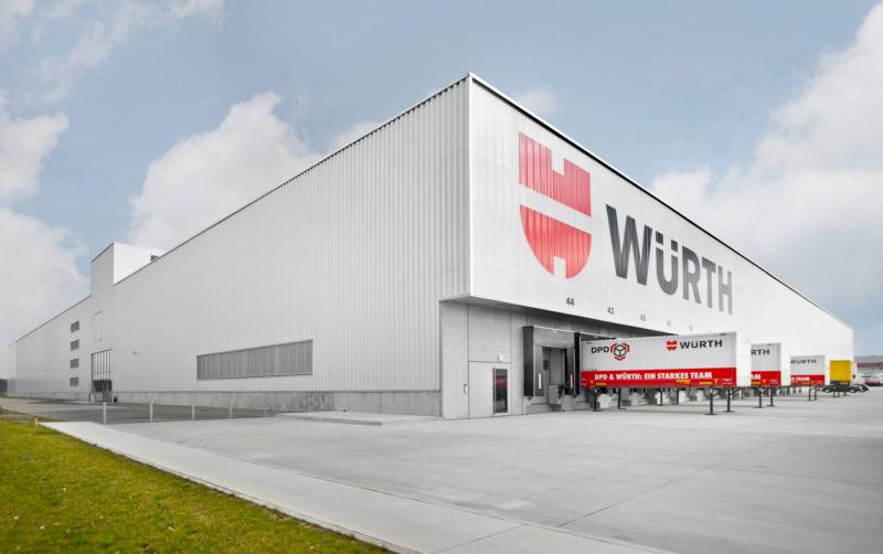 Vertriebszentrum West