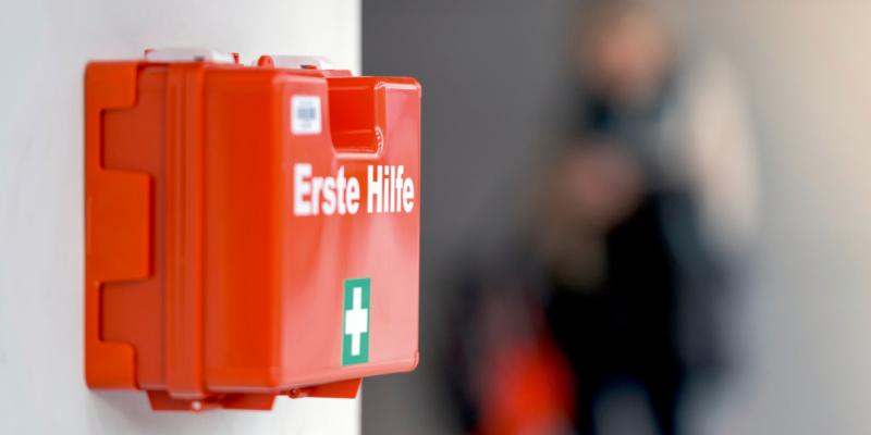 Checkliste Erste Hilfe: So bereiten Sie sich für den Ernstfall vor