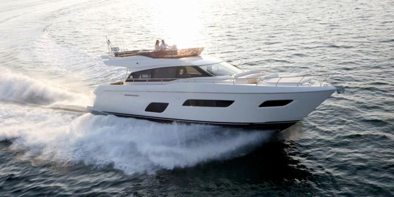 Traumerfüller – die italienische Ferretti Group realisiert nautische Kundenträume