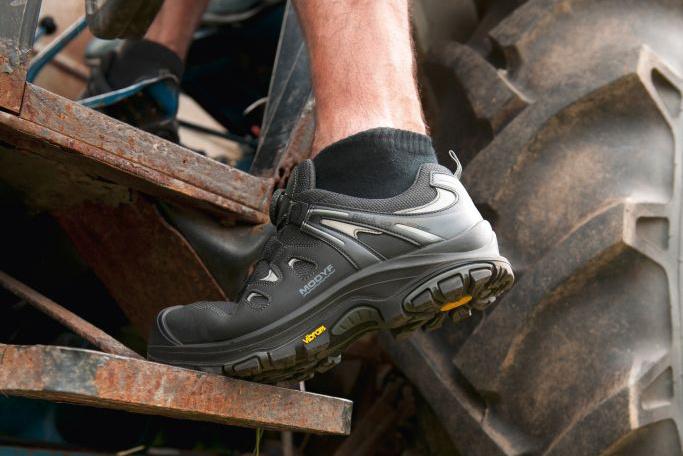 Gesunde Füße dank Sicherheitsschuhe