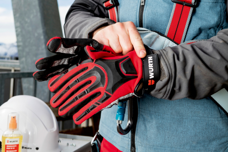 Handschuhe mit super Sitz